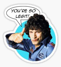 Rod Kimball's Seal of Approval Sticker