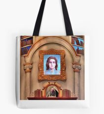 The Enchanted Library Tote Bag