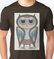 FEATHERED OWL T-Shirt