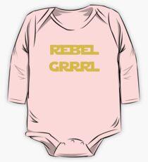 REBEL GIRL GRRRL PRINCESS LEIA STAR WARS Kids Clothes