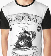 Black Sails - Sailing Since 1715 Graphic T-Shirt