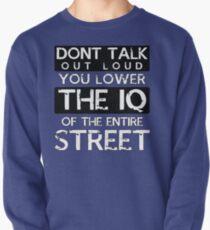Sherlock - Don't Talk Out Loud... Pullover
