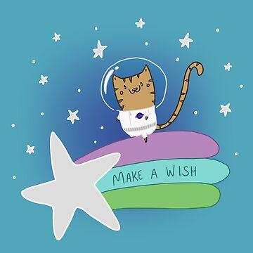Make A Wish by pigandpumpkin