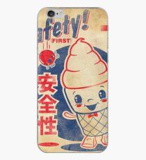 Retro Japanese AD iPhone Case
