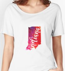 Indiana Women's Relaxed Fit T-Shirt