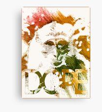Dope Monkey Canvas Print