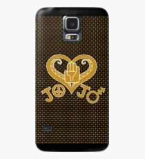 Funda/vinilo para Samsung Galaxy Diamond Is Unbreakable josuke Logotipo