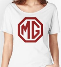 MG Women's Relaxed Fit T-Shirt