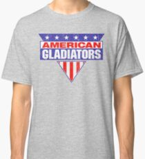 Camiseta clásica Gladiadores americanos