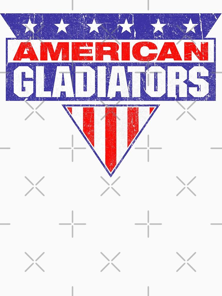 Amerikanische Gladiatoren von Pop-Tacular