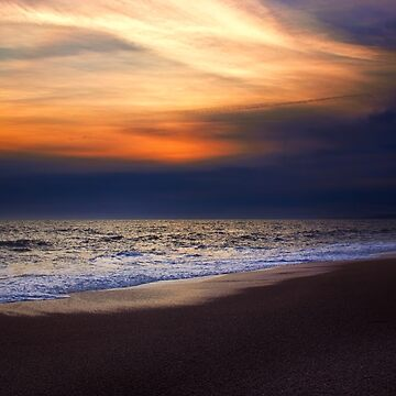 Sunset Beach by InspiraImage