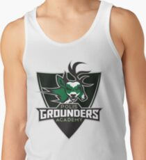 Polis Academy Grounders Shield Tank Top