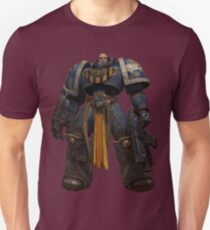 Space Marine Catala Unisex T-Shirt