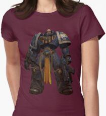 Space Marine Catala Womens Fitted T-Shirt