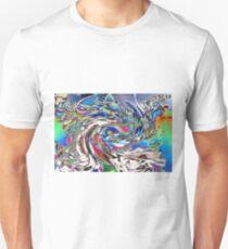 EXPLOSIVE COLORS Unisex T-Shirt