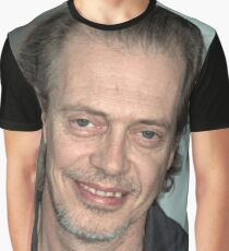 Steve Buscemi Graphic T-Shirt