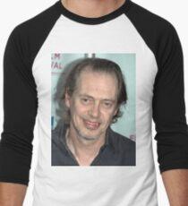 Camiseta ¾ bicolor para hombre Steve Buscemi