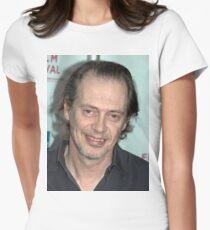 Steve Buscemi Women's Fitted T-Shirt