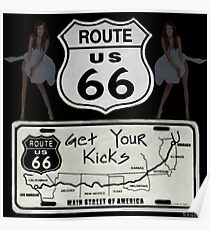 (◡‿◡✿) (◕‿◕✿) GeT YoUr KiCks On RoUtE 66 (◡‿◡✿) (◕‿◕✿) Poster