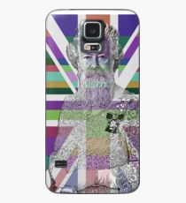 God Shave the Queen! Case/Skin for Samsung Galaxy