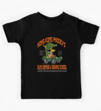 Hong Kong Phooey's Auto Repair & Driving School Kids Clothes