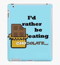 Chocolate iPad Case/Skin
