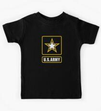 US Army logo Kids Tee
