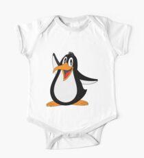 Penguin Shirt One Piece - Short Sleeve