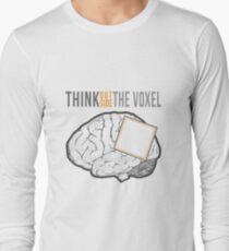 Think Outside the Voxel Long Sleeve T-Shirt