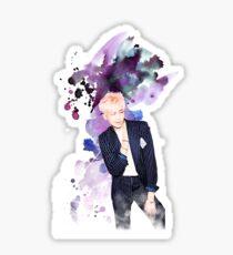 BTS-Rap Monster Purple Sticker