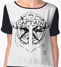 Captain 2.0 Women's Chiffon Top