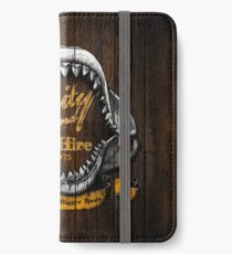 Amity Island Boat Hire iPhone Wallet/Case/Skin