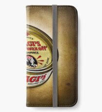 Super Wax iPhone Wallet/Case/Skin
