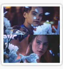 Pegatina Romeo + Julieta