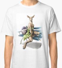 Bench - Anthro Doe Pin Up Girl Classic T-Shirt