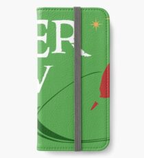 Never Grow Up iPhone Wallet/Case/Skin