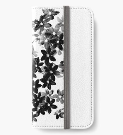 Starflowers iPhone Wallet