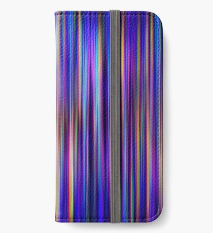 Aberration [Print and iPhone / iPad / iPod Case] iPhone Wallet