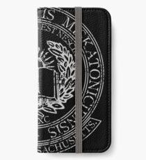 Miskatonic University iPhone Wallet/Case/Skin