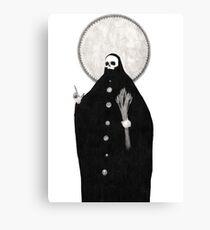 The Tarot of Death Canvas Print