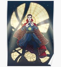 Doctor Strange - Sanctum Sanctorum Poster