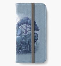Midnight in The Stone Garden iPhone Wallet/Case/Skin