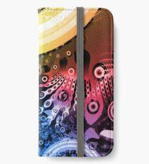 Rainbow Paintbrush iPhone Wallet/Case/Skin