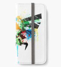 Vinilo o funda para iPhone Hylian Paint Splatter