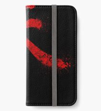 Akuma Kanji iPhone Wallet/Case/Skin