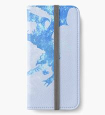 Dragonfight-cooltexture Inverted iPhone Wallet/Case/Skin
