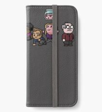 8-Bit Community iPhone Wallet/Case/Skin