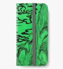Green Mountains iPhone Wallet/Case/Skin