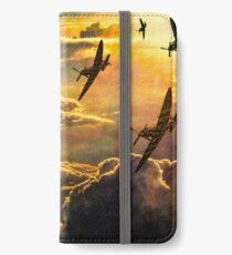 Spitfire Attack iPhone Wallet/Case/Skin