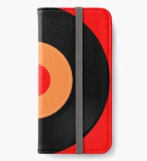 Vinyl Record [2] by Chillee Wilson iPhone Wallet/Case/Skin